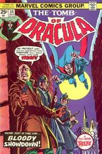 The Tomb of Dracula (Volume 1) Issue 34