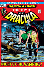 The Tomb of Dracula (Volume 1) Issue 1