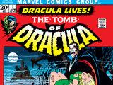 The Tomb of Dracula (Volume 1)
