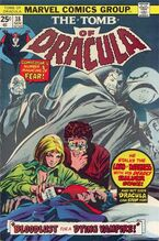 The Tomb of Dracula (Volume 1) Issue 38
