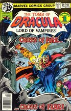 The Tomb of Dracula (Volume 1) Issue 69