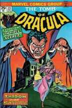 The Tomb of Dracula (Volume 1) Issue 23