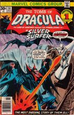 The Tomb of Dracula (Volume 1) Issue 50