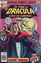 The Tomb of Dracula (Volume 1) Issue 55