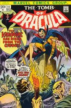The Tomb of Dracula (Volume 1) Issue 14