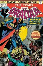 The Tomb of Dracula (Volume 1) Issue 28
