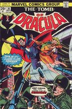 The Tomb of Dracula (Volume 1) Issue 36