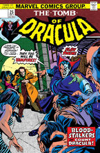 The Tomb of Dracula (Volume 1) Issue 25