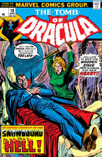 The Tomb of Dracula (Volume 1) Issue 19
