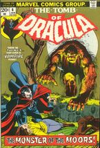 The Tomb of Dracula (Volume 1) Issue 6