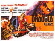 Dracula ad 1972 poster 06