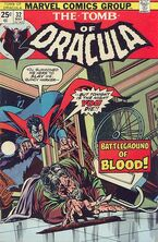 The Tomb of Dracula (Volume 1) Issue 32