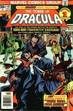The Tomb of Dracula (Volume 1) Issue 49