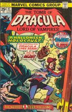The Tomb of Dracula (Volume 1) Issue 41