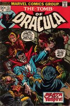 The Tomb of Dracula (Volume 1) Issue 13