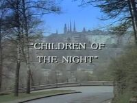 Children of the Night title card