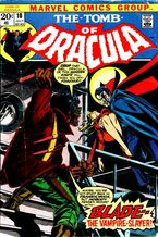 The Tomb of Dracula (Volume 1) Issue 10