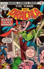 The Tomb of Dracula (Volume 1) Issue 33