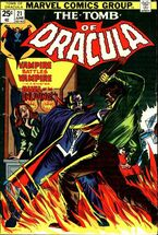 The Tomb of Dracula (Volume 1) Issue 21