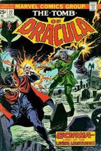The Tomb of Dracula (Volume 1) Issue 22