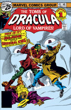 The Tomb of Dracula (Volume 1) Issue 45