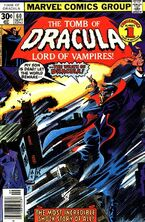 The Tomb of Dracula (Volume 1) Issue 60