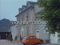 Double Cross title card