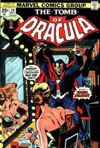 The Tomb of Dracula (Volume 1) Issue 24