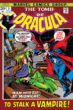 The Tomb of Dracula (Volume 1) Issue 3