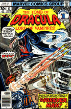 The Tomb of Dracula (Volume 1) Issue 57