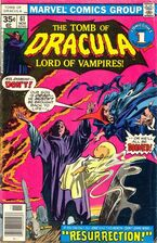 The Tomb of Dracula (Volume 1) Issue 61
