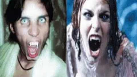 Vampiro Jose Rafael Cordero Sanchez & ALEERA - Van Helsing 2004