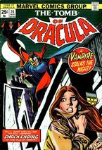 The Tomb of Dracula (Volume 1) Issue 26
