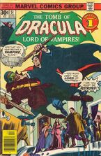 The Tomb of Dracula (Volume 1) Issue 51