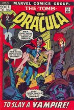 The Tomb of Dracula (Volume 1) Issue 5