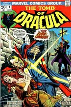 The Tomb of Dracula (Volume 1) Issue 9