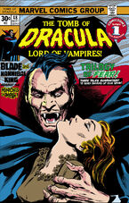 The Tomb of Dracula (Volume 1) Issue 48