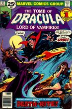 The Tomb of Dracula (Volume 1) Issue 47