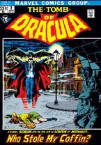 The Tomb of Dracula (Volume 1) Issue 2