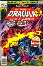 The Tomb of Dracula (Volume 1) Issue 64
