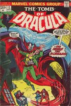 The Tomb of Dracula (Volume 1) Issue 12