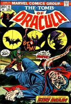 The Tomb of Dracula (Volume 1) Issue 15