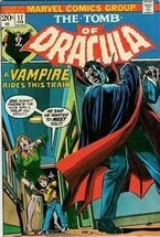 The Tomb of Dracula (Volume 1) Issue 17