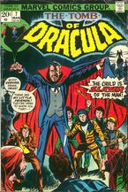 The Tomb of Dracula (Volume 1) Issue 7