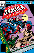 The Tomb of Dracula (Volume 1) Issue 56