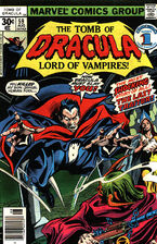 The Tomb of Dracula (Volume 1) Issue 59