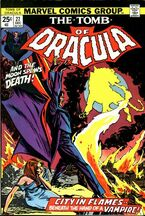The Tomb of Dracula (Volume 1) Issue 27