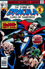 The Tomb of Dracula (Volume 1) Issue 58