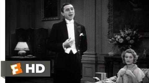 Dracula (7 10) Movie CLIP - Dracula and Mina (1931) HD
