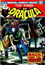 The Tomb of Dracula (Volume 1) Issue 16